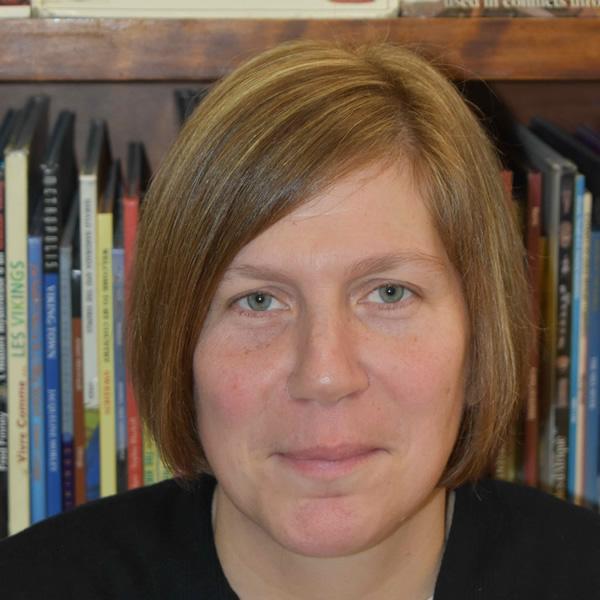 Margaret Thompson-Dudley